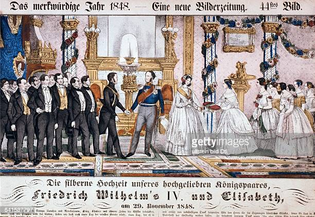 Prussian Kings and History Frederick William of Prussia *1510179502011861 King of Prussia 18401861 Frederick William's reception on the occasion of...