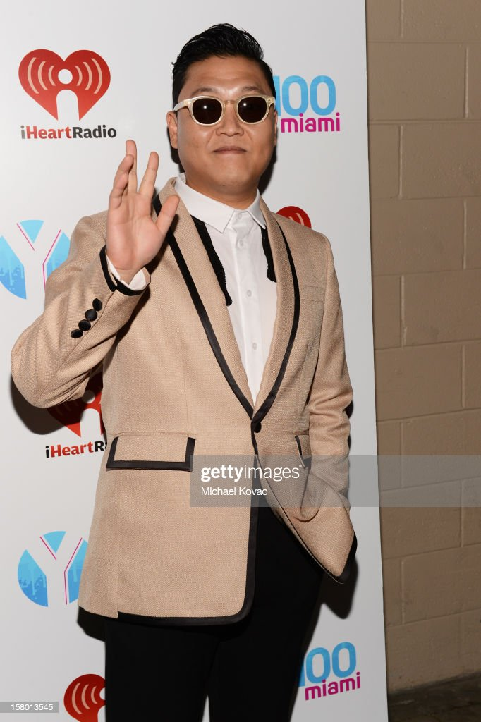 <a gi-track='captionPersonalityLinkClicked' href=/galleries/search?phrase=Psy+-+Entertainer&family=editorial&specificpeople=9699998 ng-click='$event.stopPropagation()'>Psy</a> attends the Y100's Jingle Ball 2012 at the BB&T Center on December 8, 2012 in Miami.