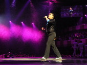 Psy performs 'Gangnam Style' onstage during the MTV EMA's 2012 at Festhalle Frankfurt on November 11 2012 in Frankfurt am Main Germany