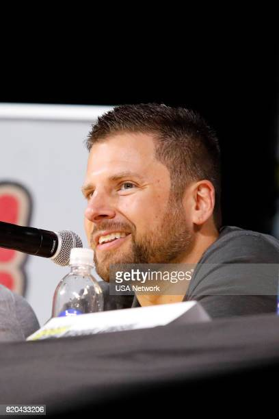 DIEGO 'Psych Reunion Panel' Pictured James Roday