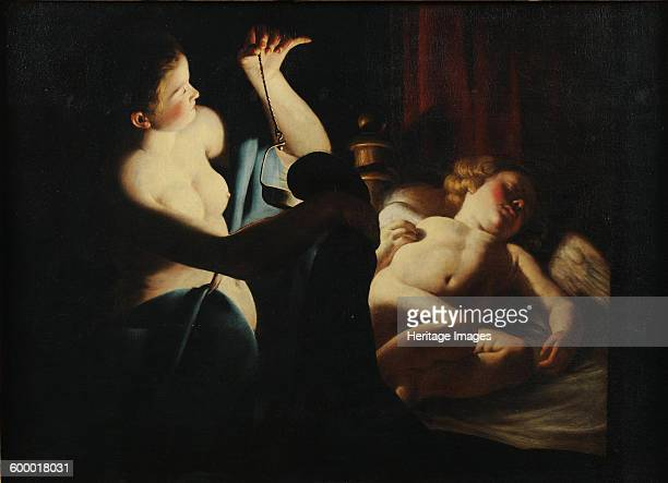 Psyche discovers Cupid First third of 17th century Found in the collection of Pinacoteca Civica Teramo Artist Candlelight Master