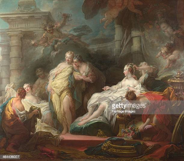 Psyche showing her Sisters her Gifts from Cupid 1753 Found in the collection of the National Gallery London