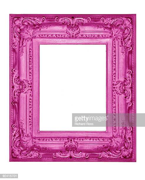 A Psychedelic Pink Frame