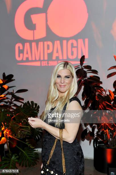 Psychic Medium Laura Lynne Jackson attends the 2017 GO Campaign Gala at NeueHouse Los Angeles on November 18 2017 in Hollywood California