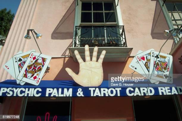 Psychic's Shop on Sunset Boulevard