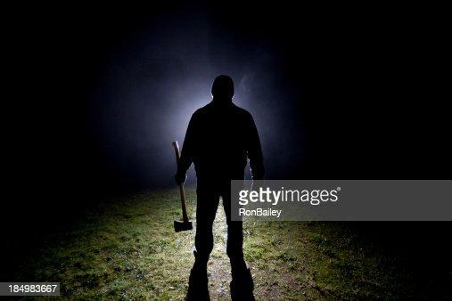 Psycho Killer - Axe