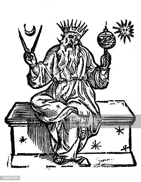 Ptolemy Alexandrian Greek astronomer and geographer 1618 Ptolemy is shown wearing a crown as he was often confused with the Ptolemaic kings of Egypt...