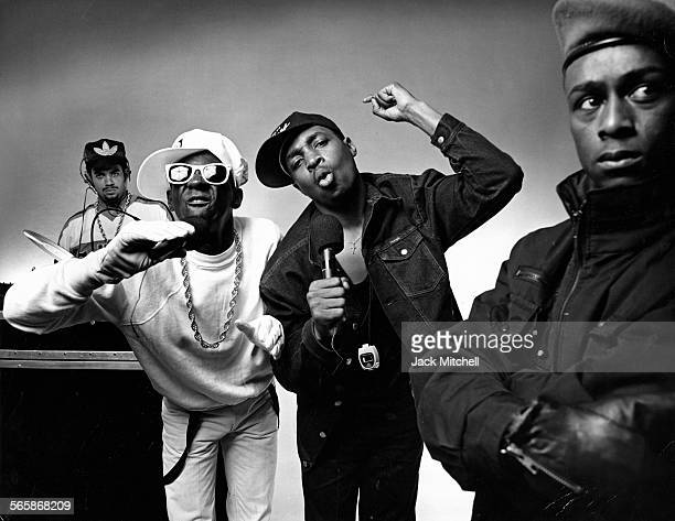 Public Enemy 1987 Photo by Jack Mitchell/Getty Images