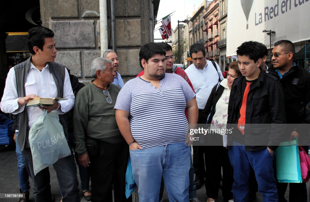 Public health experts blame changes in lifestyle that have made Mexicans more obese than anywhere else on Earth except the United States. They attribute changes to powerful snack and soft drink industries, newly sedentary ways of living and a genetic heritage susceptible to diabetes, a chronic, life-threatening illness.