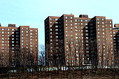 Public housing in the Bronx, New York City