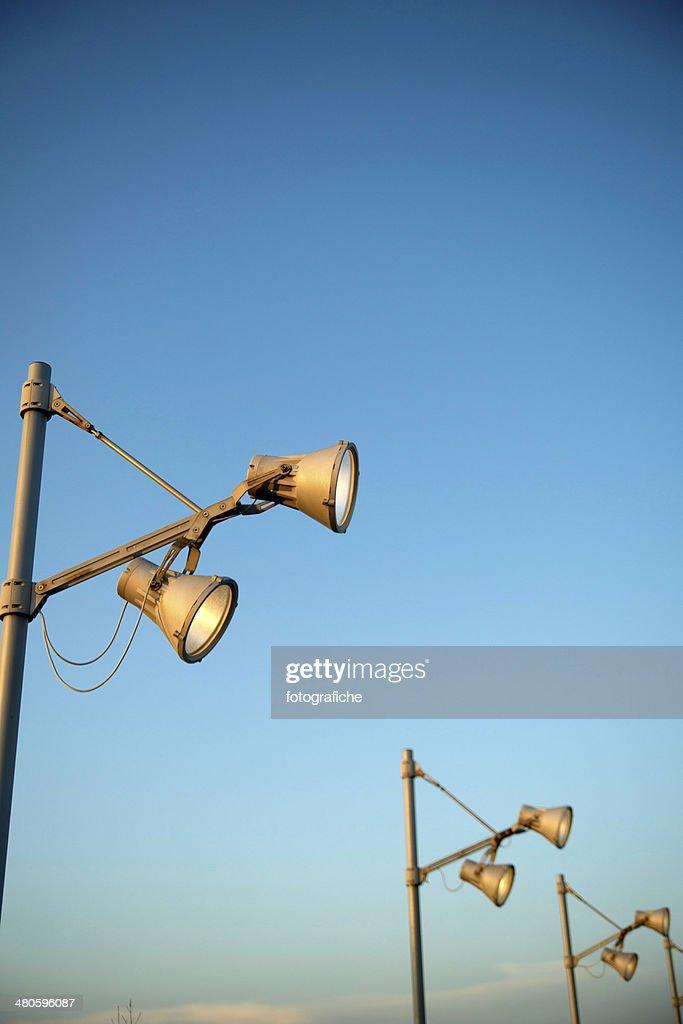 Public lighting : Stock Photo