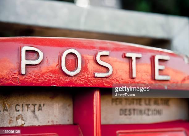 Cassetta postale pubblico