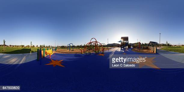 A Public Park Virtual Reality