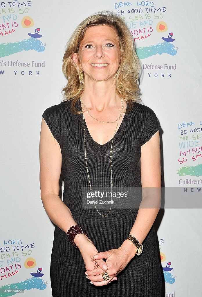 Public Policy Consultant to Mayor Michael Bloomberg Leslie Cornfeld attends the 40th Anniversary Children's Defense Fund 'Beat The Odds' Gala at The Pierre Hotel on March 12, 2014 in New York City.