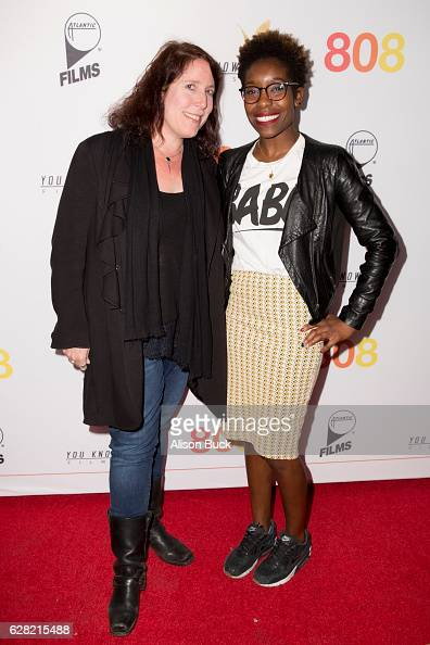Public programs and artist relations for the GRAMMY Museum Lynne Sheridan and curator for the GRAMMY Museum Nwaka Onwusa attend the You Know Films...