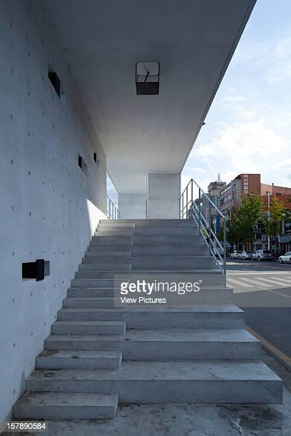 Public Room' By Francisco Sanin' Various Architects Korea South Architect