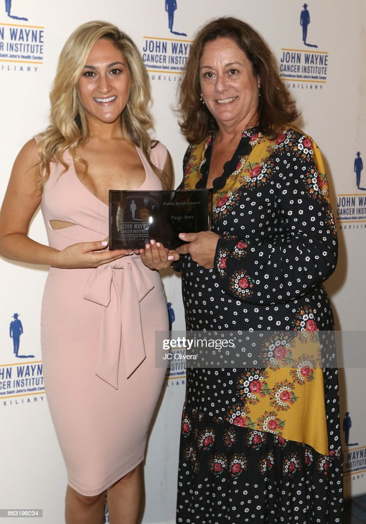 John Wayne Cancer Institute Auxiliary Honors Sheryl A. Ross, MD With The Angel Award - Arrivals