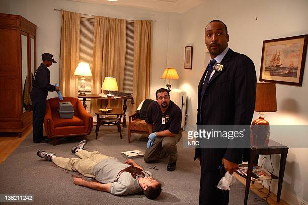 LAW ORDER 'Public Service Homicide' Episode 5 Air Date Pictured Unknown AJ Handegard as Carl Mullaly Jimmy Smagula as Assistant Medical Examine...