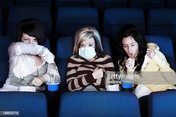 public malattia H1N1 a teatro