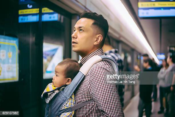 Public transit with baby