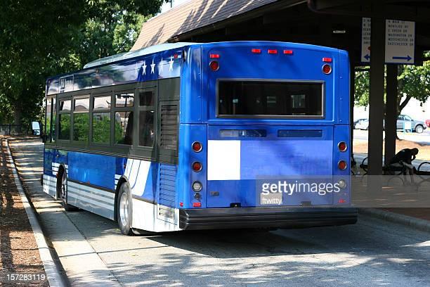 Public Transportation Bus