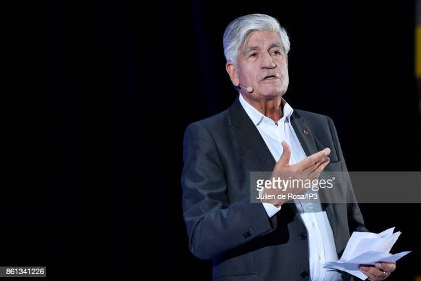 Publicis Group CEO Maurice Levy attends the third edition of Bpifrance INNO generation at AccorHotels Arena on October 12 2017 in Paris France This...