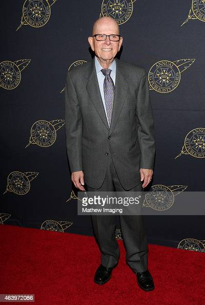 Publicist Awards Chairman Henri Bollinger attends the 52nd Annual ICG Publicists Awards at The Beverly Hilton Hotel on February 20 2015 in Beverly...