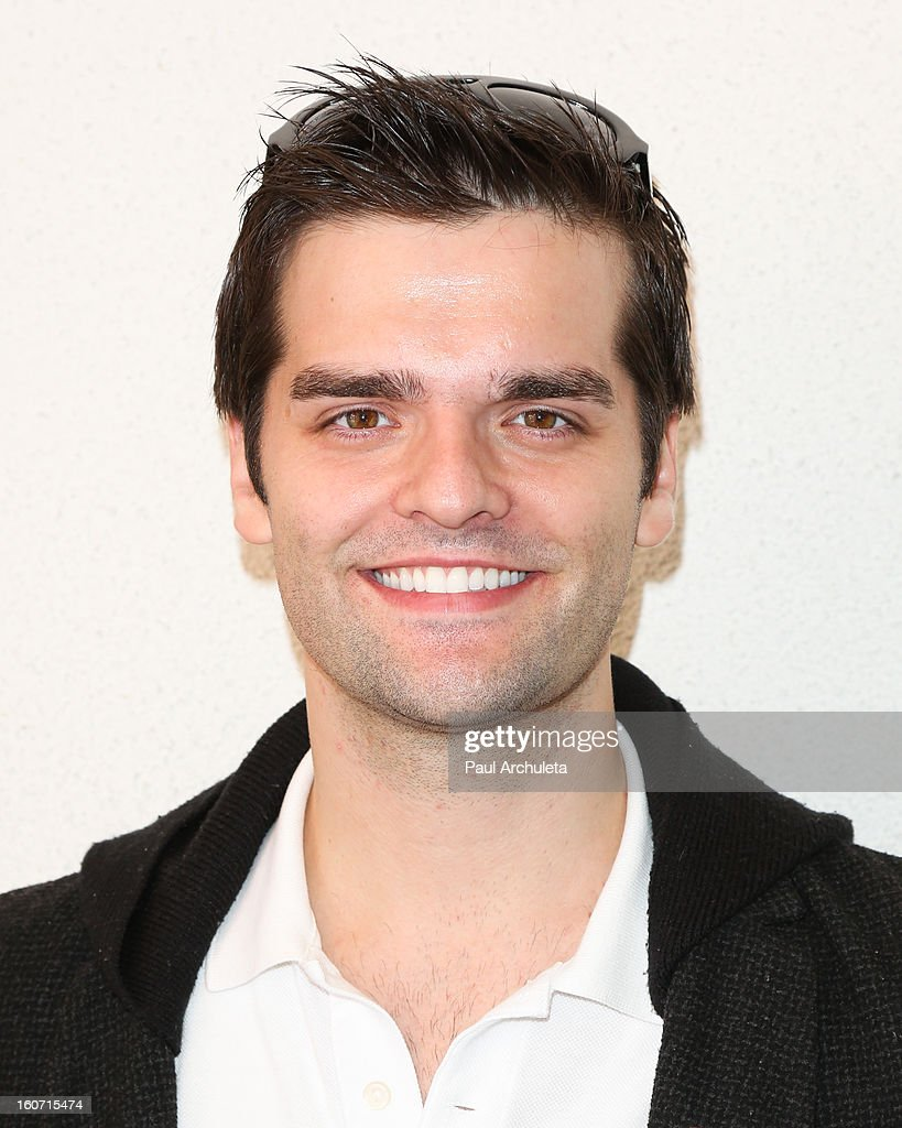 Publicist Ben Decker attends The Unlikely Heroes charity luncheon event in support of anti-human trafficking at the Veggie Grill on February 4, 2013 in Los Angeles, California.