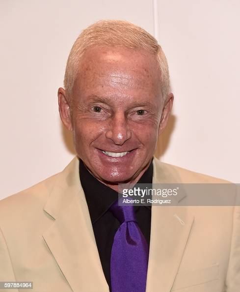 Publicist Elliot Mintz attends The Academy Of Picture Arts Sciences' Screening and QA for 'Purple Rain' at The Samuel Goldwyn Theater on August 29...