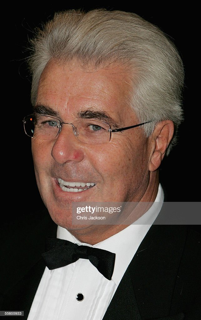 Publicist Max Clifford arrives at the Breast Cancer Care 2005 Fashion Show at Grosvenor House, Park Lane on October 5, 2005 in London, England. The annual fashion show aims to raise awareness of breast cancer and forms part of Breast Cancer Awareness Month, October 1-31.