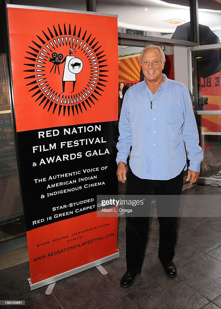 Publicist Neal Cohen arrives for the 9th Annual Red Nation Film Festival - Closing Night Gala held at Harmony Gold Theatre on November 14, 2012 in Los Angeles, California.