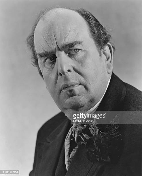 A publicity still of English actor Robert Morley who is to appear in MGM's 'The Doctor's Dilemma' in 1958