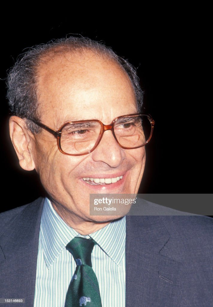 Publisher Arthur Sulzberger attends the opening of Halston Exhibit Versailles American Fashion on the World Stage' on September 8 1993 at the...