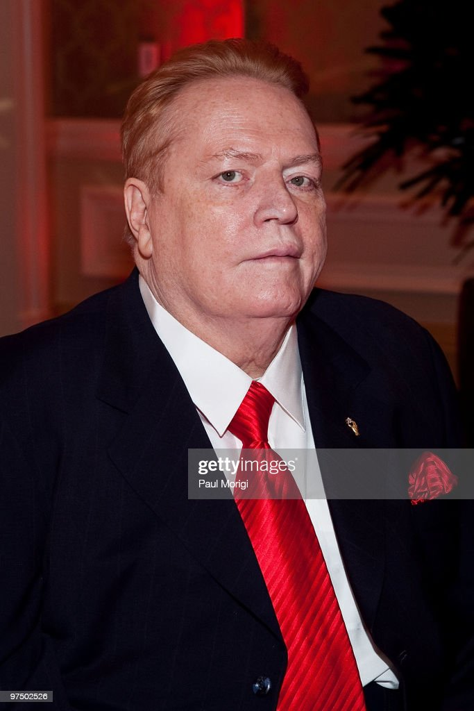 Publisher Larry Flynt at the 2010 An Evening with Larry King and ...