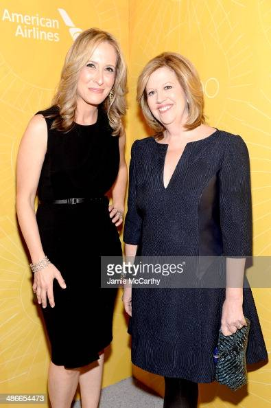 Publisher of Variety Michelle Sobrino and president of AE Networks Abbe Raven attend Variety Power Of Women New York presented by FYI at Cipriani...
