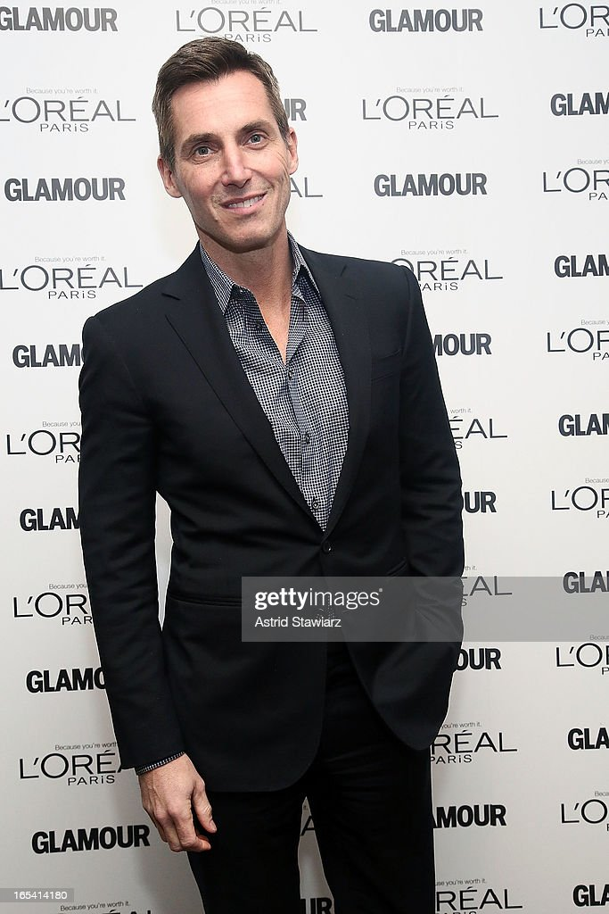 EVP/ Publishing Director of Glamour Magazine Bill Wackermann attends the Glamour And L'Oreal Paris Celebration for the Top Ten College Women at The...