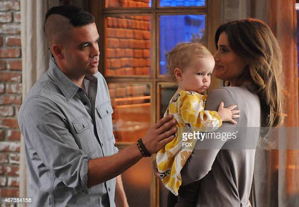 Puck visits his daughter at Shelby's house in the 'I Am Unicorn' episode of GLEE airing Tuesday Sept 27 on FOX