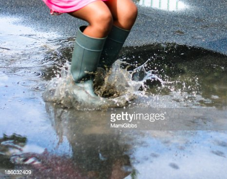 Puddle Jumpers!