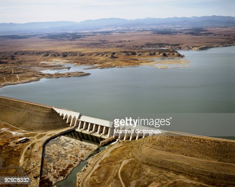 River arkansas stock photos and pictures getty images for Pueblo reservoir fishing