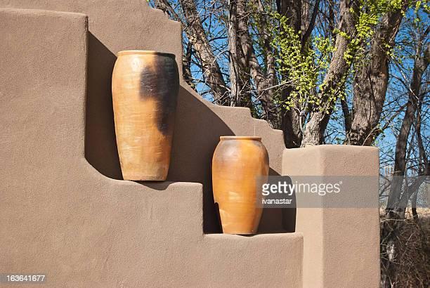 Pueblo Revival Southwest Architectural Detail