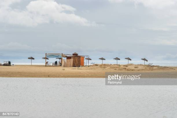 Puente playa de las gaviotas