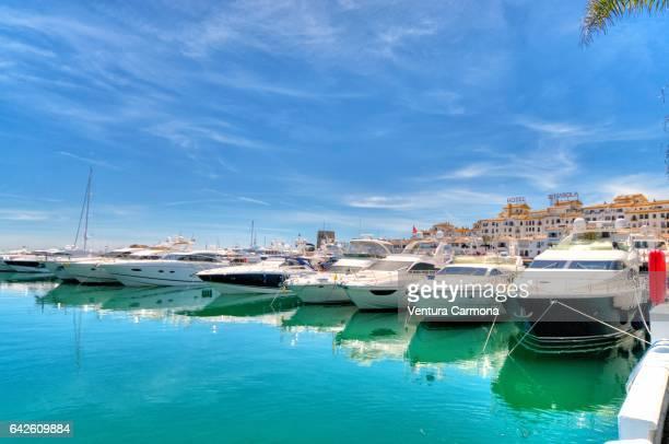Puerto Banús - Marbella, Spain