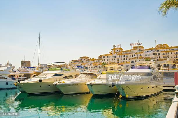 Puerto Banus, Marbella, Costa del Sol, Spain