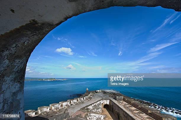 Puerto Rico, Old San Juan, Morro Castle