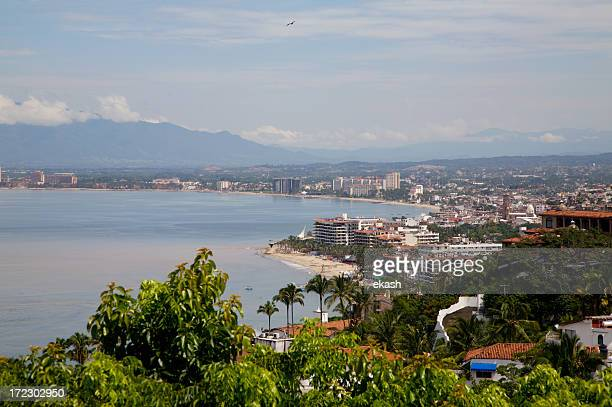 Puerto Vallarta City view