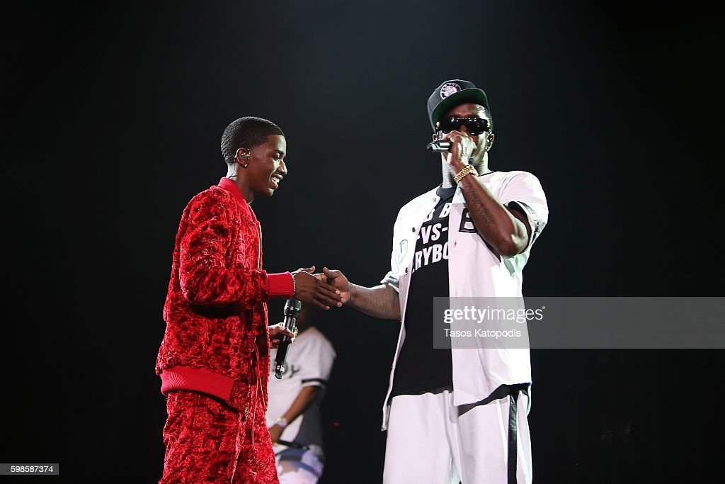 Puff Daddy And Bad Boy Family Reunion Tour Opening Night