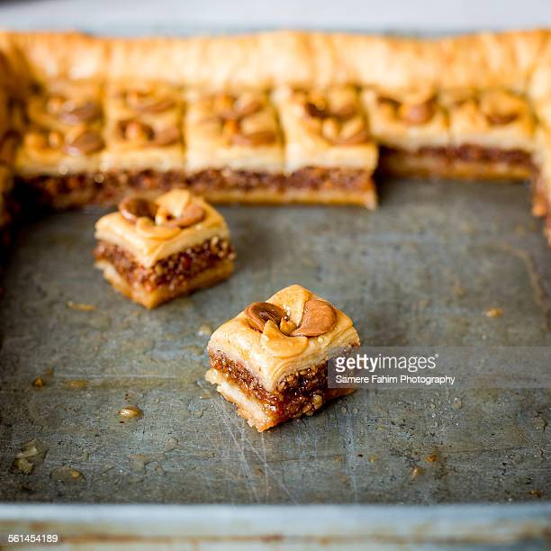 Puff Pastry And Almonds