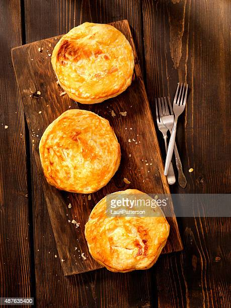 Puff Pastry Pot Pie's