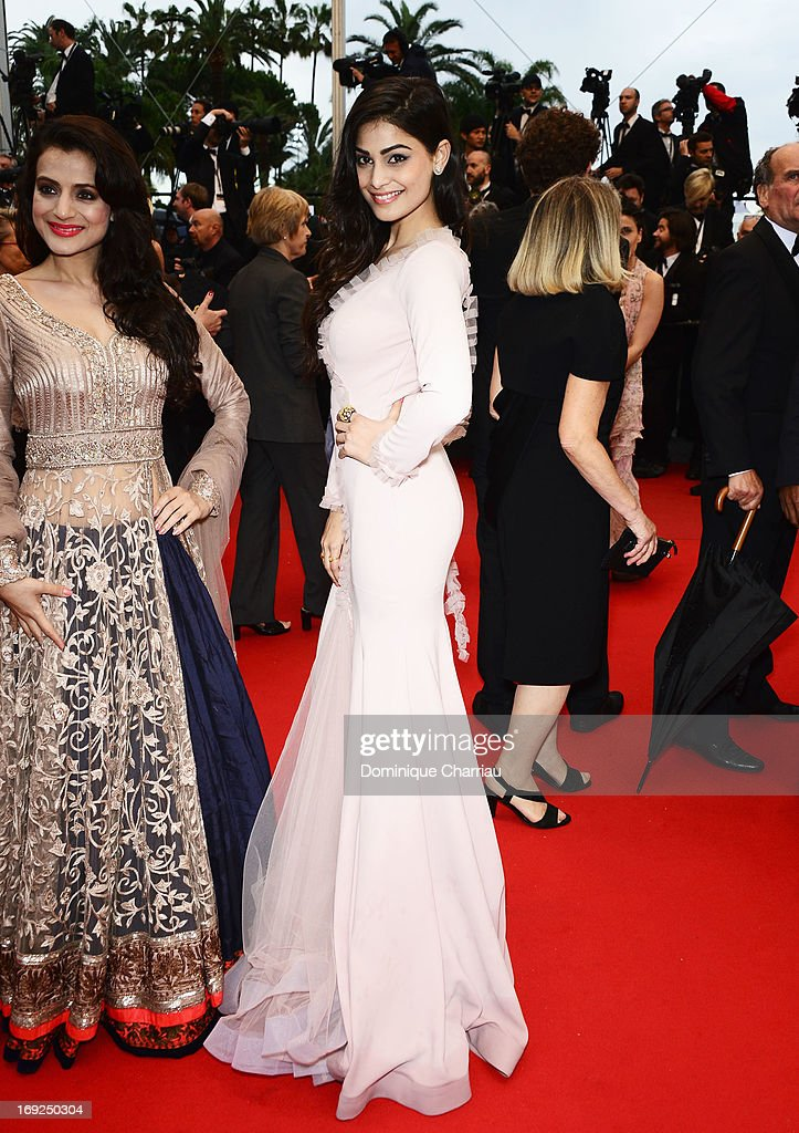 Puja Gupta attends the Premiere of 'Shortcut Romeo' during The 66th Annual Cannes Film Festival at the Palais des Festivals on May 22, 2013 in Cannes, France.