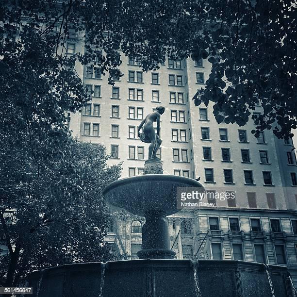Pulitzer Fountain